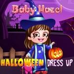 Baby Hazel Halloween Dress Up
