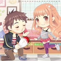 Valentine's Day Love Unlove Dress up