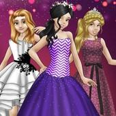 Princesses Winter Ball