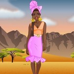 Fashion Studio African Style