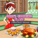 Sara's Cooking Class Christmas Dinner