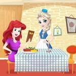 Elsa's Restaurant Oven Baked Salmon