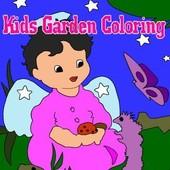 Kids Garden Coloring