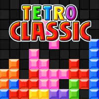 Tetro Classic,Tetro Classic is one of the Tetris Games that you can play on UGameZone.com for free. Drop down the falling blocks and complete horizontal lines. Complete lines disappear from the game. Use the arrow keys on your keyboard or the keys on the screen if you are on a mobile device.