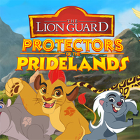 The Lion Guard Protector Of The Pride Lands