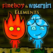 Fireboy And Watergirl Elements