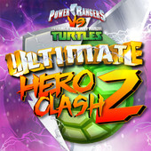 Teenage Mutant Ninja Turtles Vs Power Rangers Ultimate Hero Clash 2
