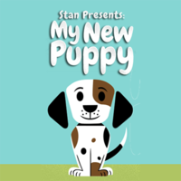 Jeux en ligne gratuits, Stan Presents My New Puppy is one of the Puppy Games that you can play on UGameZone.com for free. Do you want to own your own pet? Come and feed your favorite pet dog with My New Puppy! In the game, you can enjoy all the real pet experiences, such as training it, feeding it, and grooming it. Will your dog become obedient and cute? It all depends on your care and training. Enjoy and have fun!