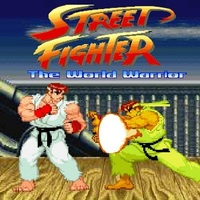 Street Fighter The World Warrior