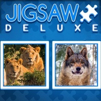 Best New Giochi,Jigsaw Deluxe is one of the Jigsaw Games that you can play on UGameZone.com for free. Select your favorite picture and complete the jigsaw in the shortest time possible! How quickly can you recover the picture? Use mouse to play the game. Have fun!