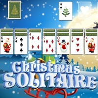 Популярные бесплатные игры,Christmas Solitaire is one of the Solitaire Games that you can play on UGameZone.com for free. Take a stroll through a winter wonderland while you play this festive version of the classic card game. Match up cards that feature Santa Claus and all of his magical friends.