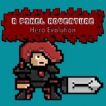 A Pixel Adventure Hero Evolution