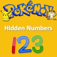 Pokemon Hidden Numbers
