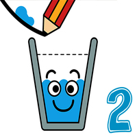 Populaire Jeux,Happy Glass 2 is one of the Physics Games that you can play on UGameZone.com for free. You need to use your feelings to control the amount of water so that the liquid in the glass exceeds the water line but does not overflow. I believe you can make the glass laugh! The game is easy to operate, but hard to master. Enjoy and have fun!