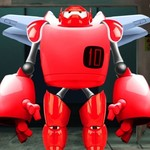 Create Big Hero 6 Baymax