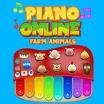 Piano Online Farm Animals