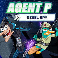 Agent P Rebel Spy