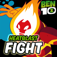 Ben 10 Heatblast Fight