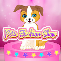 Pets Fashion Show