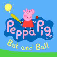 Peppa Pig Bat And Ball