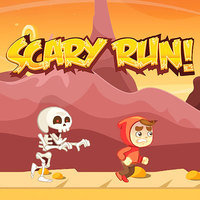 Permainan Baru Terbaik,Scary Run! is one of the Running Games that you can play on UGameZone.com for free. The guy is chasing by a skeleton! And there are zombies, obstacles and other monsters in front of him. Help the guy survive from the zombies and monsters and jump to dodge the obstacles.