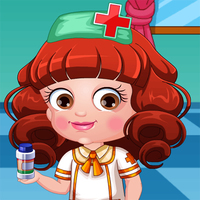 ألعاب اونلاين مجانية, Baby Hazel Doctor Dressup is one of the Baby Hazel Games that you can play on UGameZone.com for free. Dress up darling Baby Hazel in stylish doctor uniform and accessories. Give her good-looking stylish doctor white coat, nursing cap, accessories, hairstyles, shoes and more. Handover Baby Hazel the best medical tools of your choice. Be quick for she needs to reach the hospital on time and look after the patients.