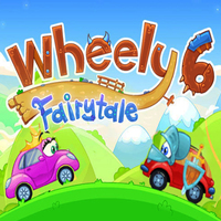 Permainan Baru Terbaik,Wheely 6 is one of the Puzzle Games that you can play on UGameZone.com for free.  In Wheely 6 Fairy Tale, Wheely must be brave and rescue his girlfriend. Solve all the puzzles and enjoy the fun story of Wheely 6! Enjoy and have fun!