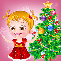 Popular Free Games,You can play Baby Hazel Christmas Time on UGameZone.com for free.  Merry Christmas everyone! Today, Baby Hazel is celebrating Christmas along with her friends, Bella & Liam, along with Honey Bonny and Katy, the cute little cat. She is eagerly waiting for Santa and very excited about what she is going to receive in presents. So she wants to complete all Christmas preparations as soon as possible. She has to pack gifts, make a snowman and ride on a snowboard, play snow fight and many more. This is a good opportunity to celebrate Christmas with Baby Hazel and her friends too. Play this game and help her in completing all activities before Santa arrives. See what Santa gifts Baby Hazel. So, what are you waiting for? Enjoy Christmas night along with Baby Hazel & her friends.