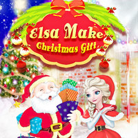 Permainan Percuma Populer,Elsa Make Christmas Gift is one of the Matching Games that you can play on UGameZone.com for free. Assemble the puppet! Christmas is coming, Elsa plans to make some Christmas gifts for her family, how about lovely Christmas puppet? She needs to make the puppet limbs put together into a complete model in a limited time! Come to help her!