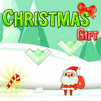Christmas Gift,Christmas Gift is one of the Santa Games that you can play on UGameZone.com for free. Christmas is coming, Santa is collecting gifts for all the kids, can you help him collect as many as you can? The process won't be easy. Be careful of the falling arrows! Try your best!