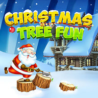 Juegos Gratis Populares,Christmas Tree Fun is one of the Tap Games that you can play on UGameZone.com for free. This is the season for Christmas trees. Join Santa's and his favorite pastime of Xmas tree chopping. Chop left, chop right and avoid the branches. How high is your score? Features: - Beautiful Christmas theme and music - Unlock 3 different characters: Santa, skinny Santa, and Elf - Increasingly difficult as you progress.