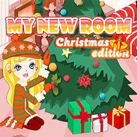 เกมยอดนิยมฟรี,My New Room: Christmas Edition is one of the Decorate Games that you can play on UGameZone.com for free. Design and decorate a room for Christmas. Lots of gifts to stack under the tree! This game with the topic of Christmas will surely make happy all fans of the joyful holidays that we celebrate at the end of each year. If you cannot wait to see the presents, which Santa Claus will give you under the tree, this nice game is the right thing for you. Prove that you are a talented interior designer and decorate the room in a way that is perfectly prepared for the arrival of Santa.