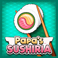 Game Gratis Populer,Papa's Sushiria is one of the Restaurant Games that you can play on UGameZone.com for free. Papa's Sushiria starts! Your job in this game is to cook delicious food for your customers as fast as you can. You're the head chef in Papa's new sushi restaurant. Use your mouse to prepare sushi rolls for your customers. Take their orders, build their custom sushi rolls, and pour their bubble tea. Prepare their order perfectly, and you'll get a huge tip! Use your tips to upgrade the restaurant, and buy new clothes. Are you the best sushi chef in Sakura Bay?