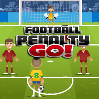 En Yeni Oyunlar,Football Penalty Go is one of the Football Games that you can play on UGameZone.com for free. Do you still remember the night you cheer up for your favorite football player or your favorite team? Are you still crazy for the enthusiasm and happiness in the football match? Now, you can play it by yourself. This is football time! In this cool sports game Football Penalty Go, you can choose your favorite team and take penalties to advance in the tournament!