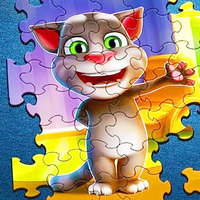 Games Trends,Tom Jigsaw Puzzle is one of the Jigsaw Games that you can play on UGameZone.com for free. Drag the pieces into right position using your mouse. You will lose if you run out of your time. So hurry up and have a good time. Use mouse to interact. Enjoy and have fun!