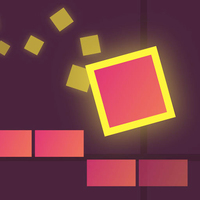 Beliebte Spiele,Squarescape is one of the Cuba Games that you can play on UGameZone.com for free.  Explore the geometry world. Run as far as you can. Tap to jump and be careful of the darkness. Enjoy and have fun!